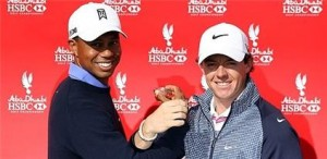 Woods And McIlroy HSBC Championship